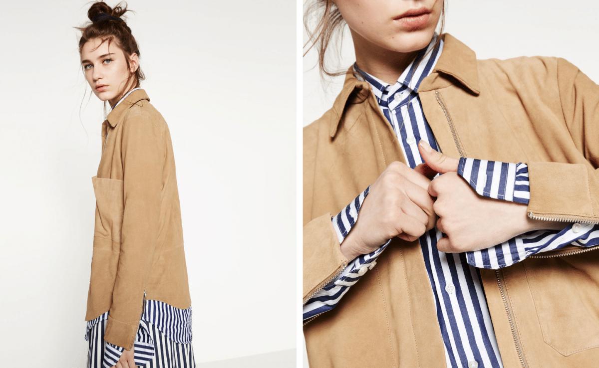 Hemdshirt Zara