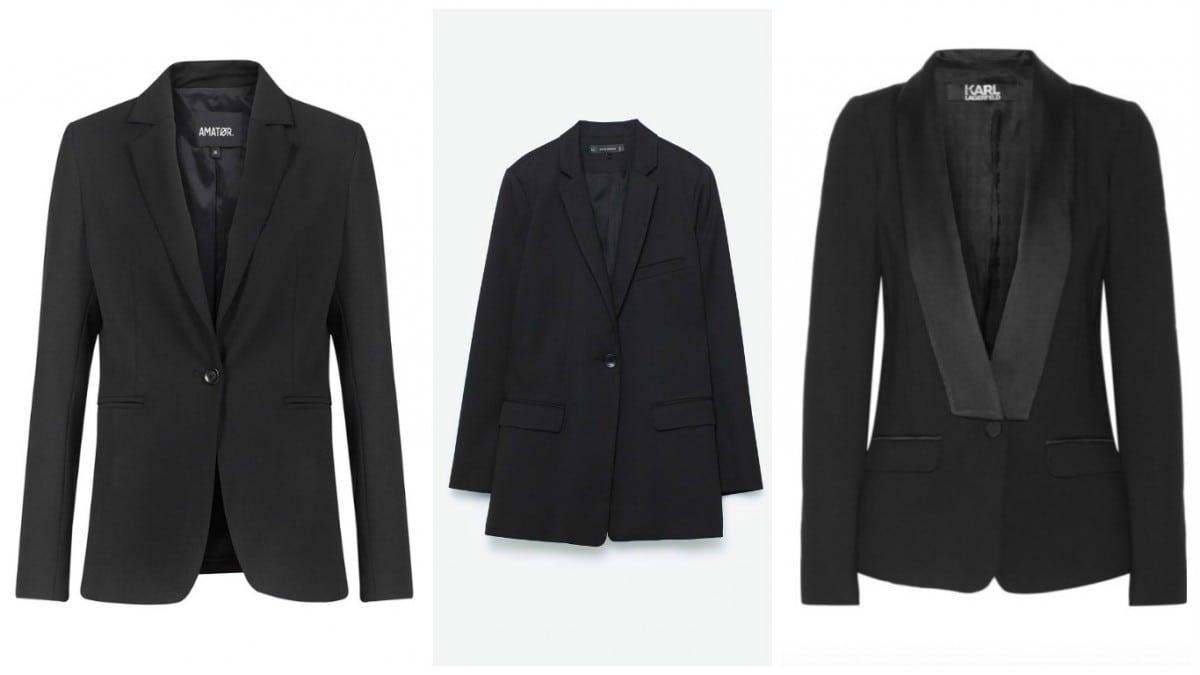 3x het perfecte zwarte jasje (en betaalbaar)