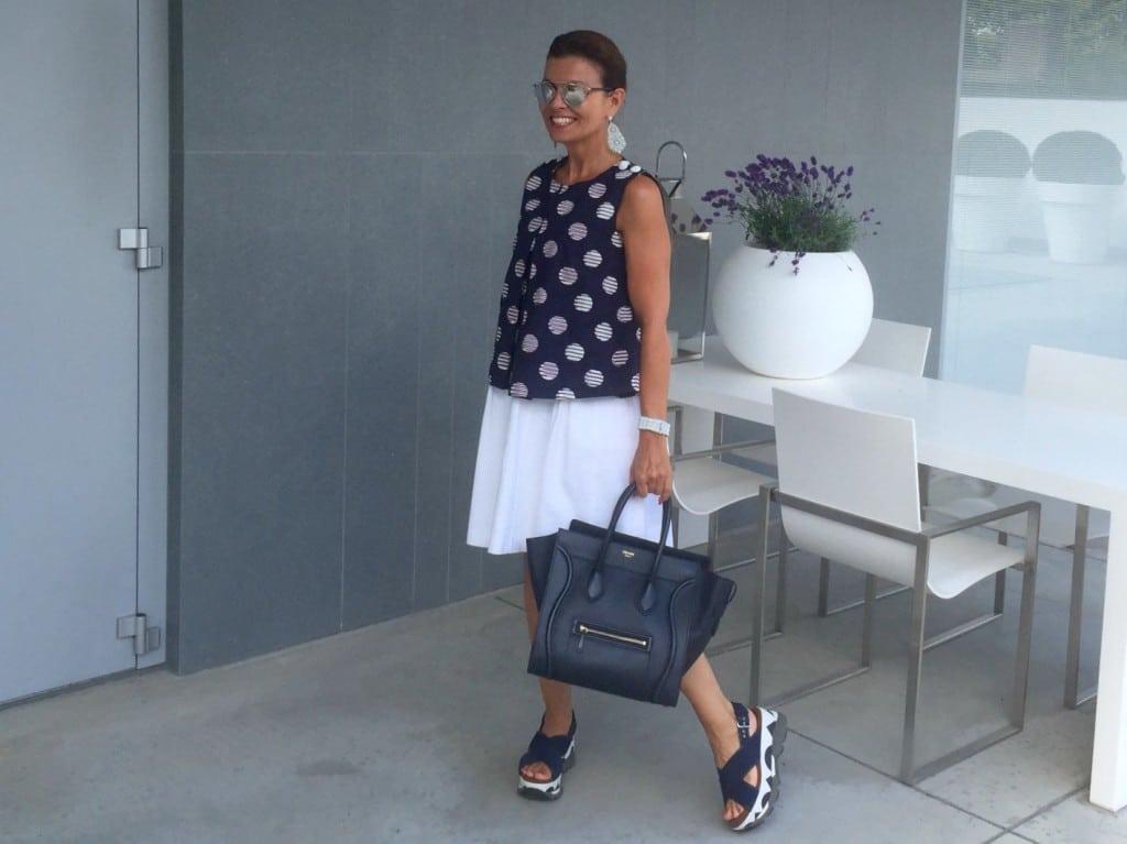 Full skirt Valentino
