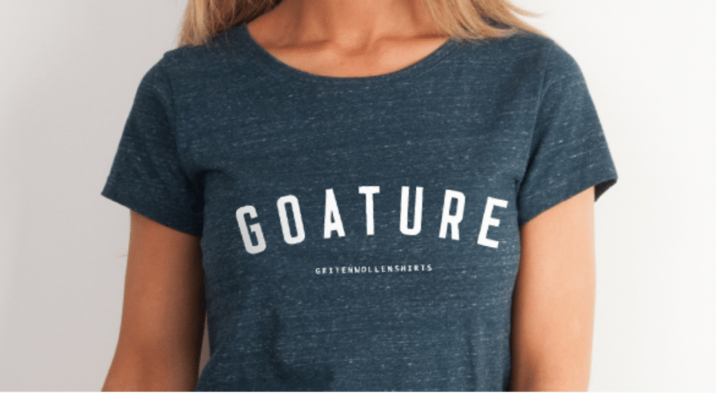 geitenwollenshirts shirt
