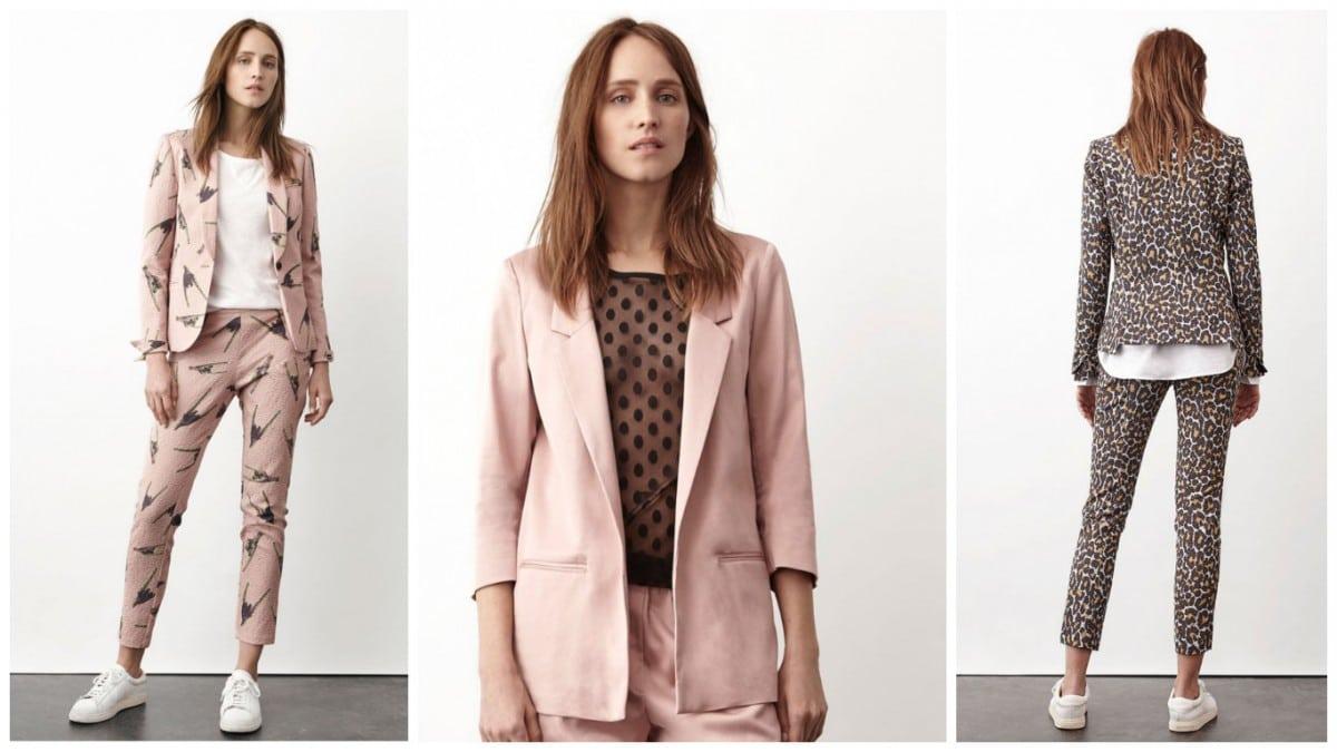Women suit met een twist: Amator