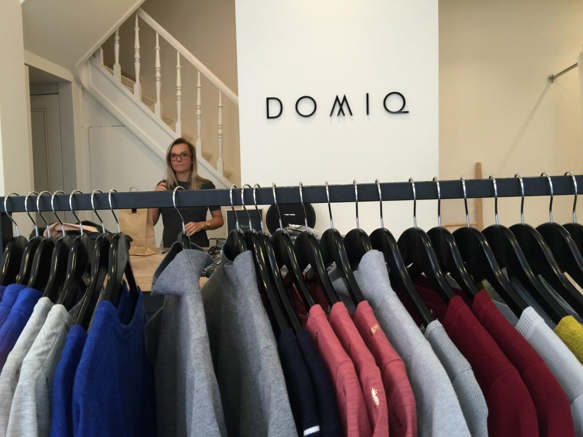 Lief, klein, fashionable en betaalbaar: Domiq