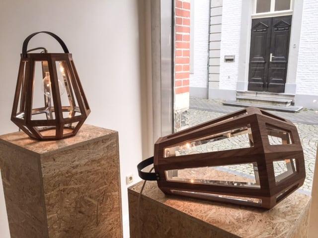 Françoise Oostwegel opent designwinkel