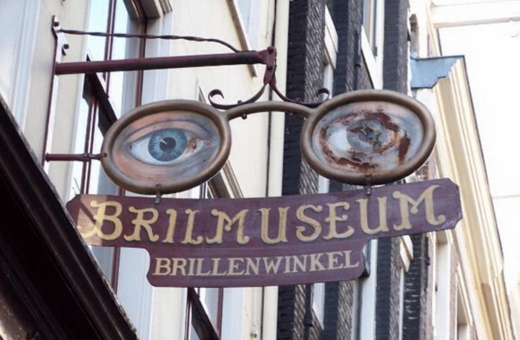 Brilmuseum amsterdam