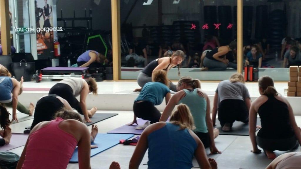 vinyasa yoga Maastricht