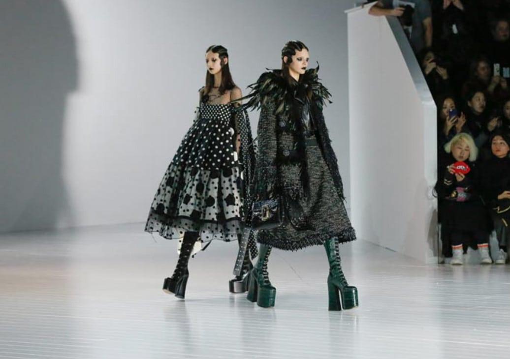 Of je wil of niet: gothic is de nieuwe trend