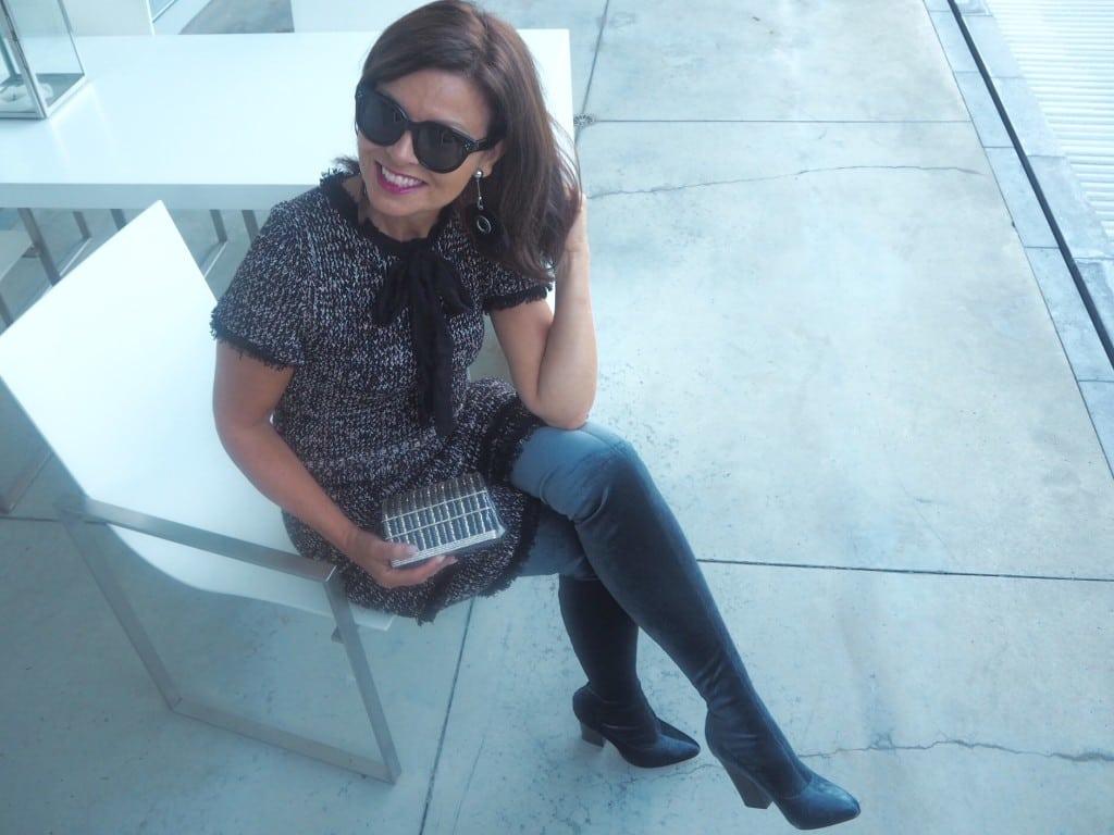 Overknee boots Zara