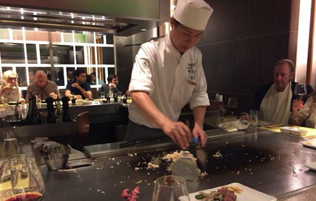 Teppanyaki-Okura