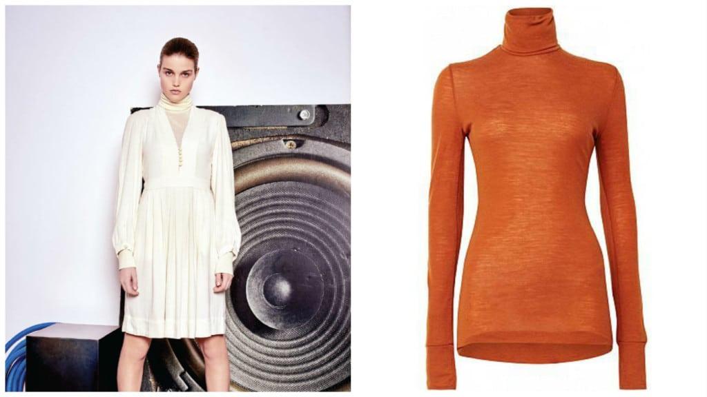Coltrui van Étoile Isabel Marant laat zich perfect combineren onder jurk, maar ook stand-alone niet te missen.