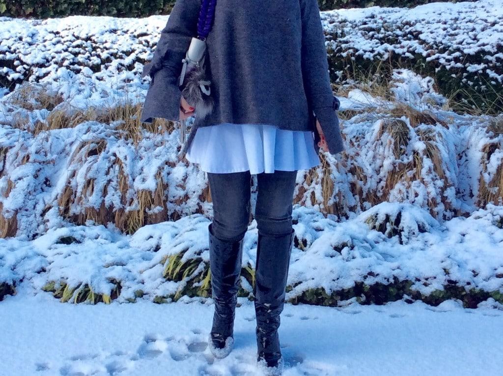 wintertrui Zara