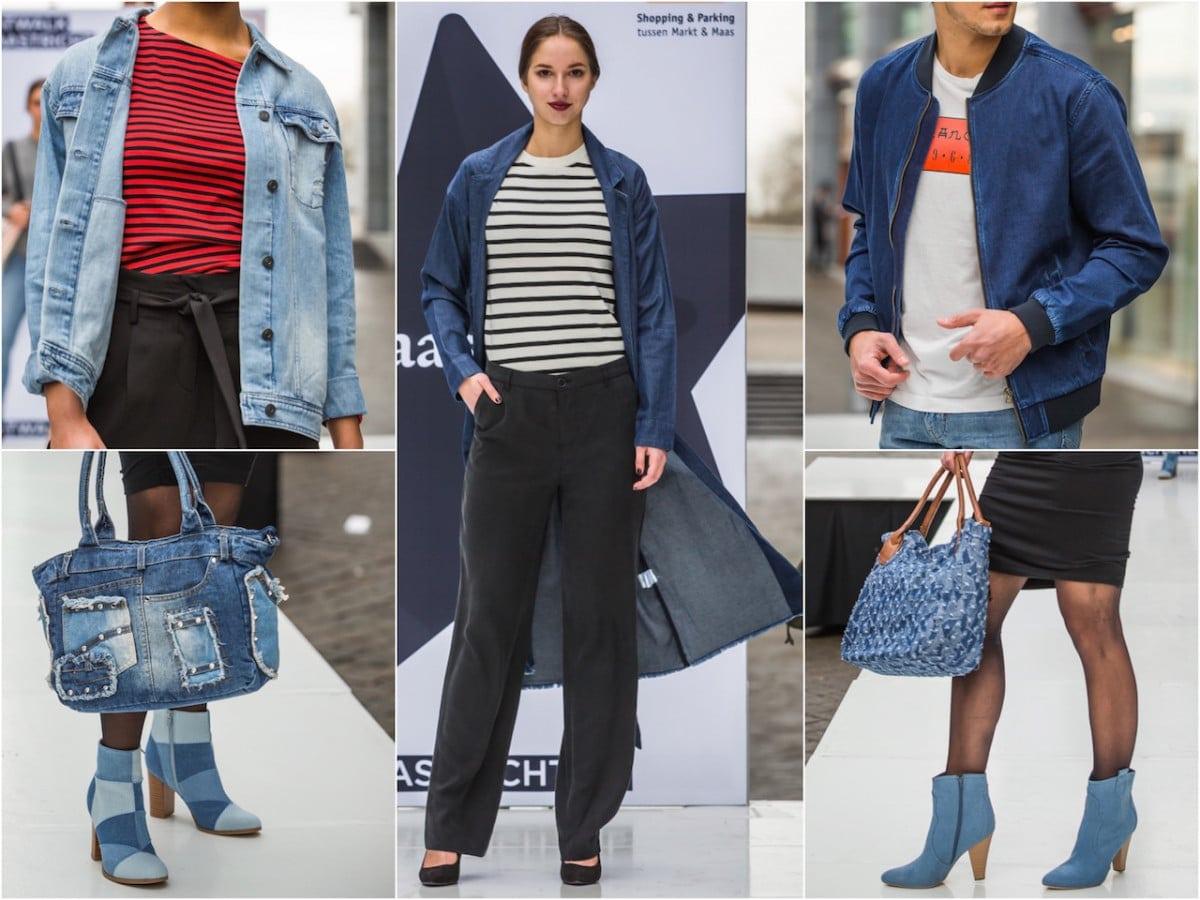Spijkergoed: jeans luidt lente in op catwalk