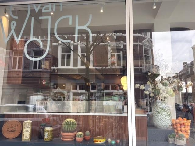 Nieuwe hotspot: ontbijt en lunch bij Van Wijck
