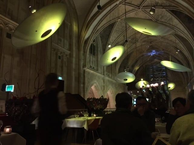 Geluksmomentje bij Kruisherenrestaurant