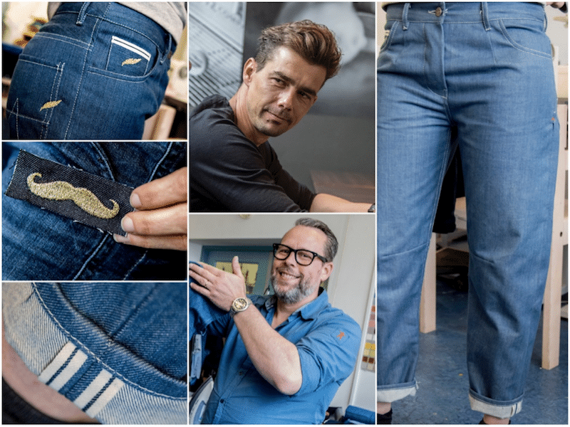 Athos denim | Jolie