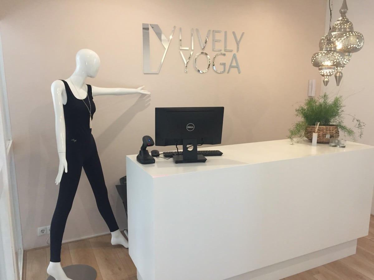 Lively Yoga: 1e Hot Yoga studio in Maastricht!