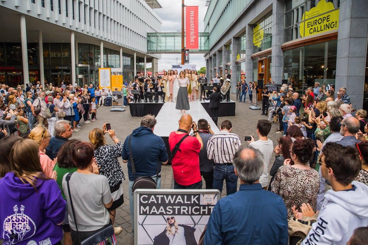 Catwalk Karlijn Krijger