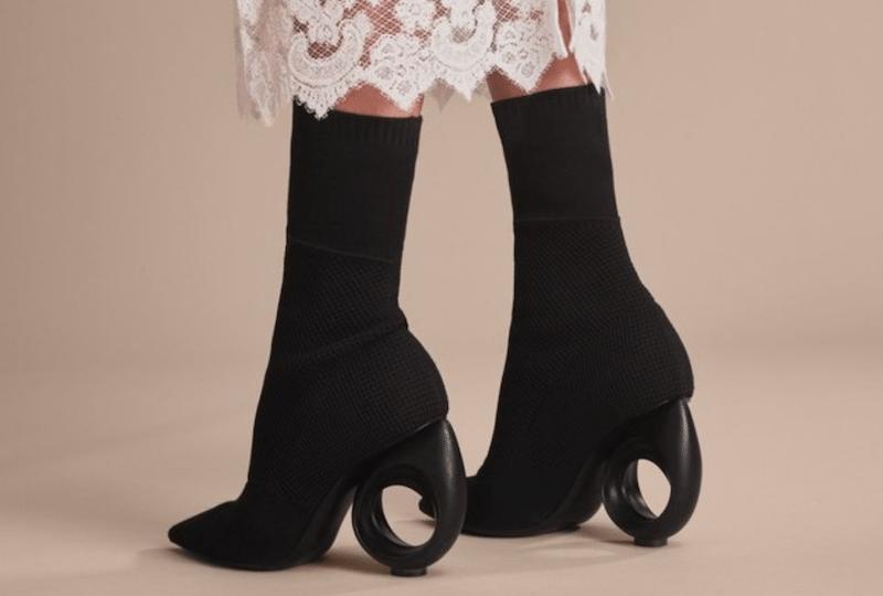 De trend: sokken aan mijn laars