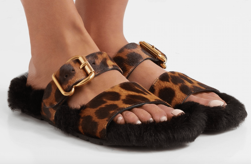 Mr Bigfoot van Prada