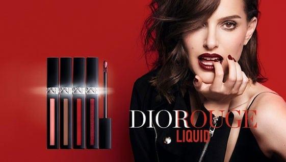 Rouge Dior Liquid lipstick
