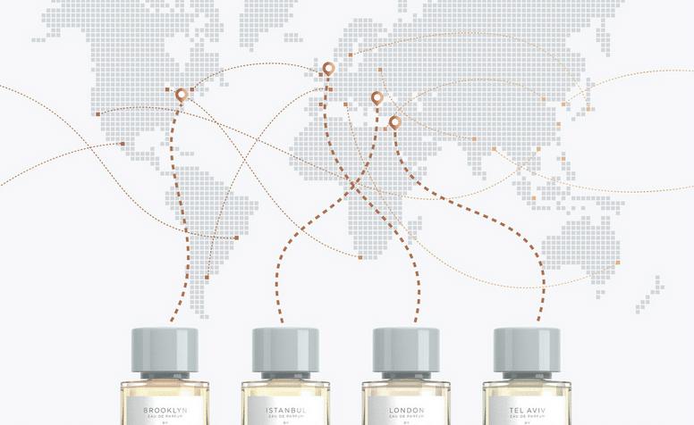Amsterdam parfum: de geur van gezelligheid