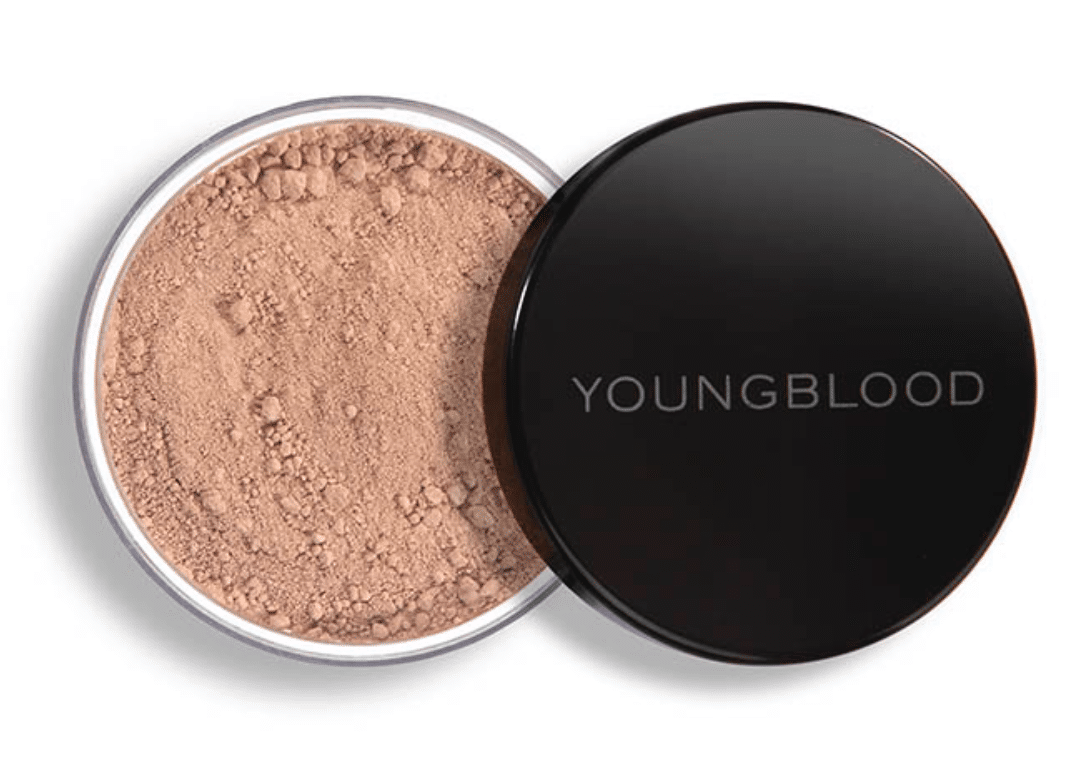 Youngblood powder mineral foundation