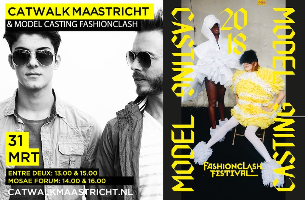 Catwalk Maastricht: get on the catwalk casting