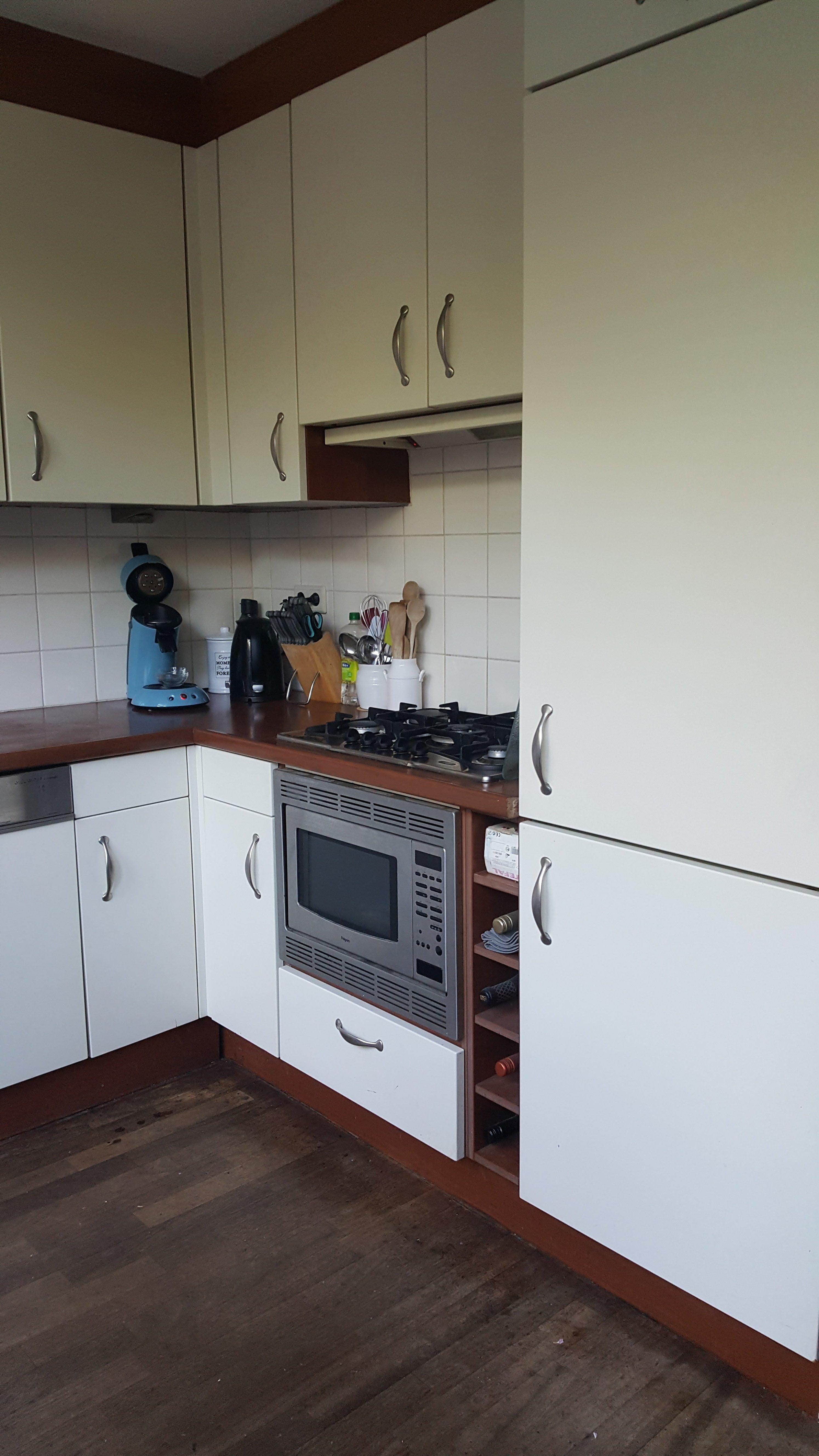 Verwonderlijk Keuken make-over - LovestoHAVE QV-37