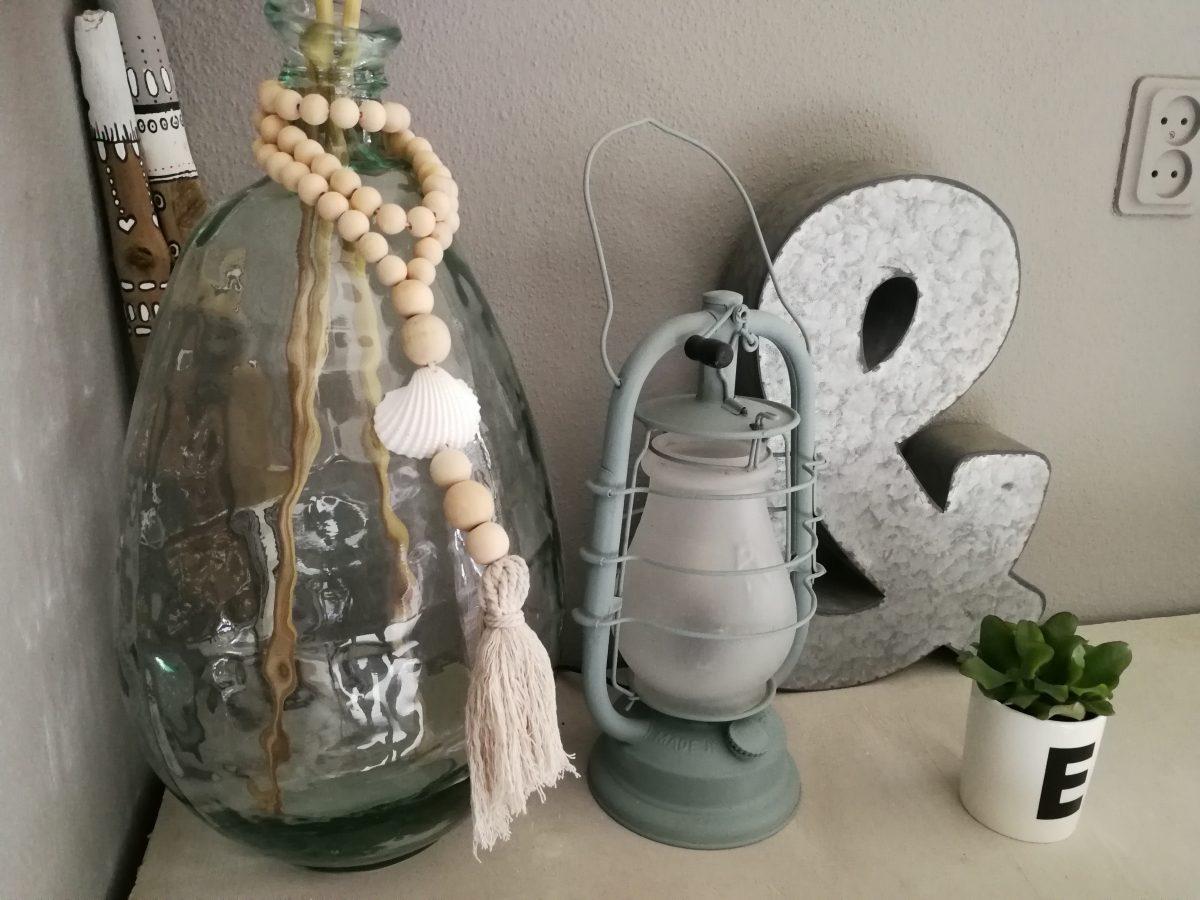 DIY: Maak je eigen decoratie ketting