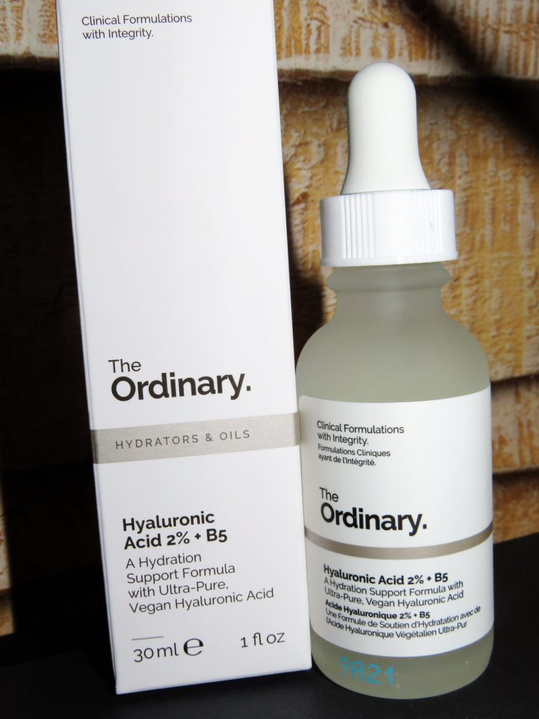 The Ordinary hydratatie olie