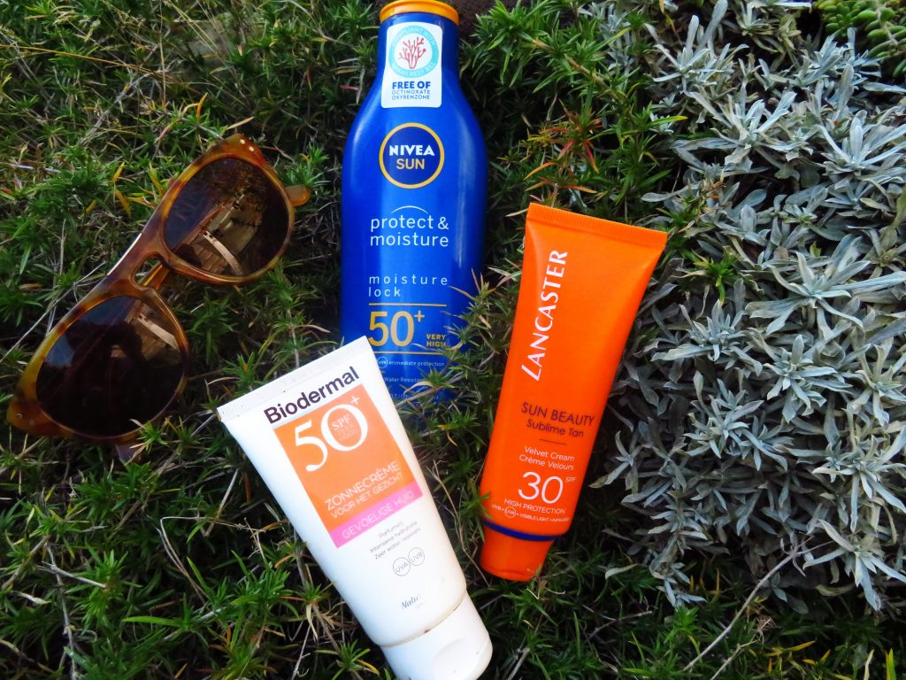 Je huid beschermen tegen de zon is het belangrijkste om huidschade te voorkomen