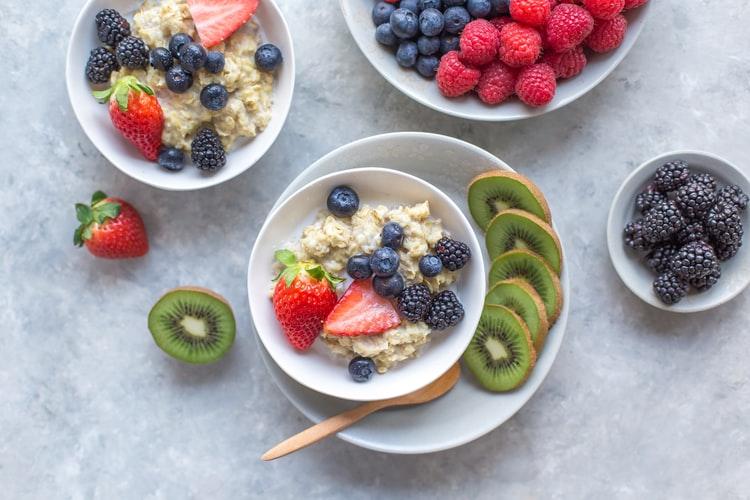 5x Ideeën voor een gezond ontbijt