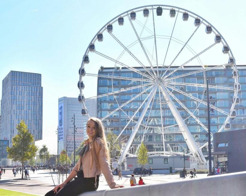 De leukste Instagram hotspots van Rotterdam