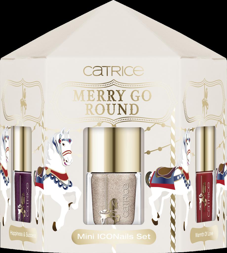 Catrice merry go round nagellak collectie voor de feestdagen