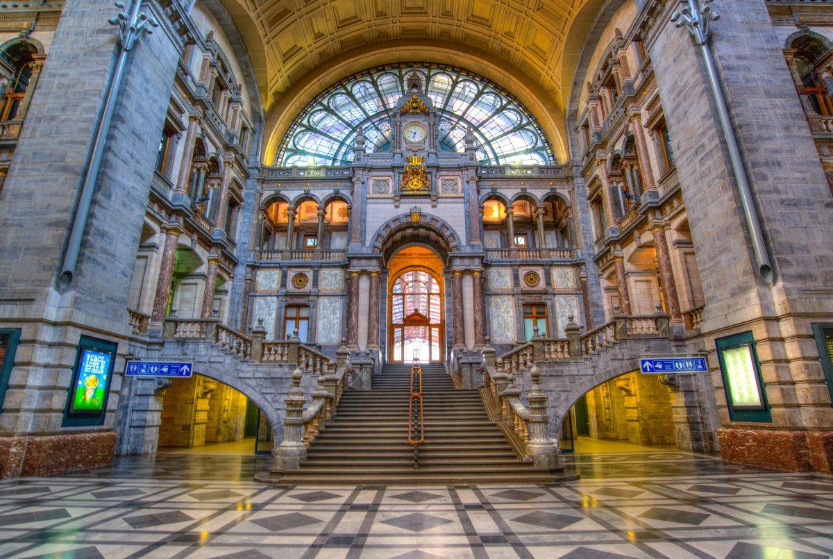 De tofste foto hotspots van Antwerpen