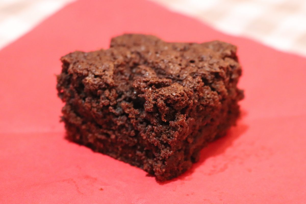 Gemakkelijke mini brownie