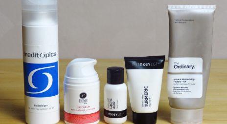 Favoriete huidverzorgingsproducten