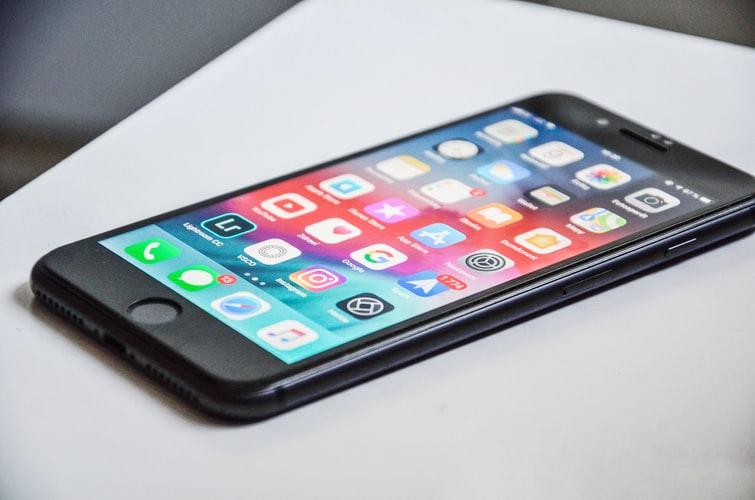 Schoon je startscherm op om telefoon gebruik te verminderen