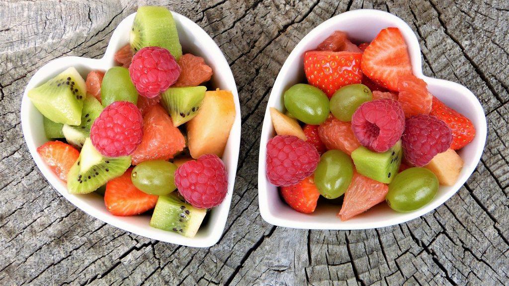 Vegetarisch voedingsschema voorbeeld om te helpen bij afvallen.