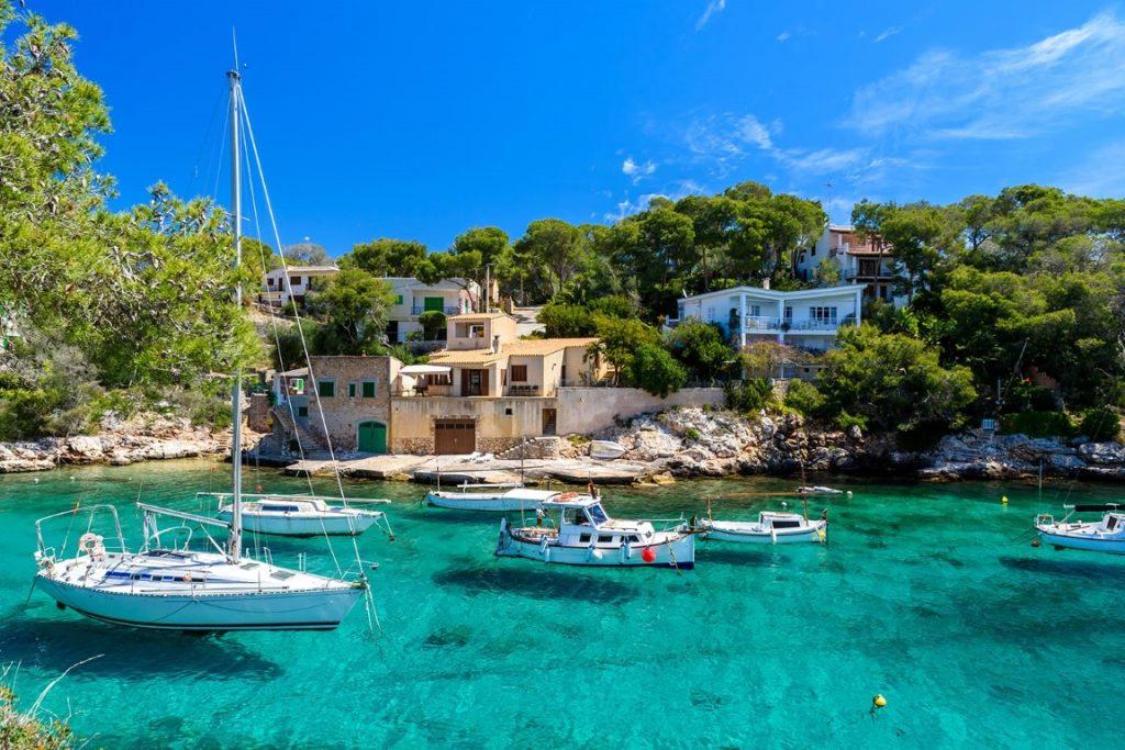 Instagram liefhebbers opgelet op Mallorca. Bezoek Cala Figuera
