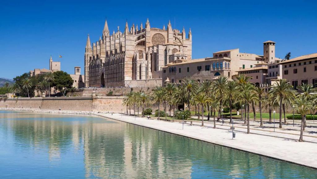 Architectonisch hoogstandje in de hoofdstad van Palma
