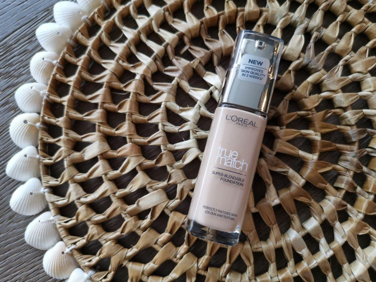 Review: L'Oréal True Match Foundation