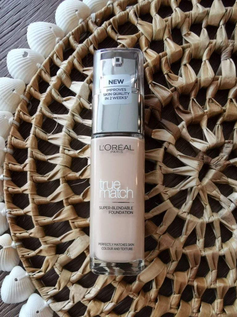 De L'Oréal True Match foundation N2 Vanille