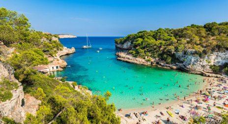 Mooiste baaien van Mallorca tips