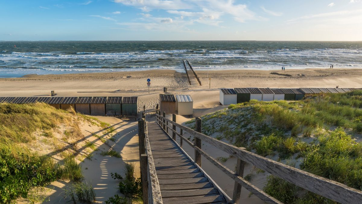 De mooiste Instagram stranden van Nederland