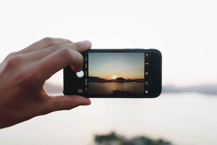 Voor het maken van de mooiste foto's met je telefoon is het belangrijk dat je op het juiste punt focust.
