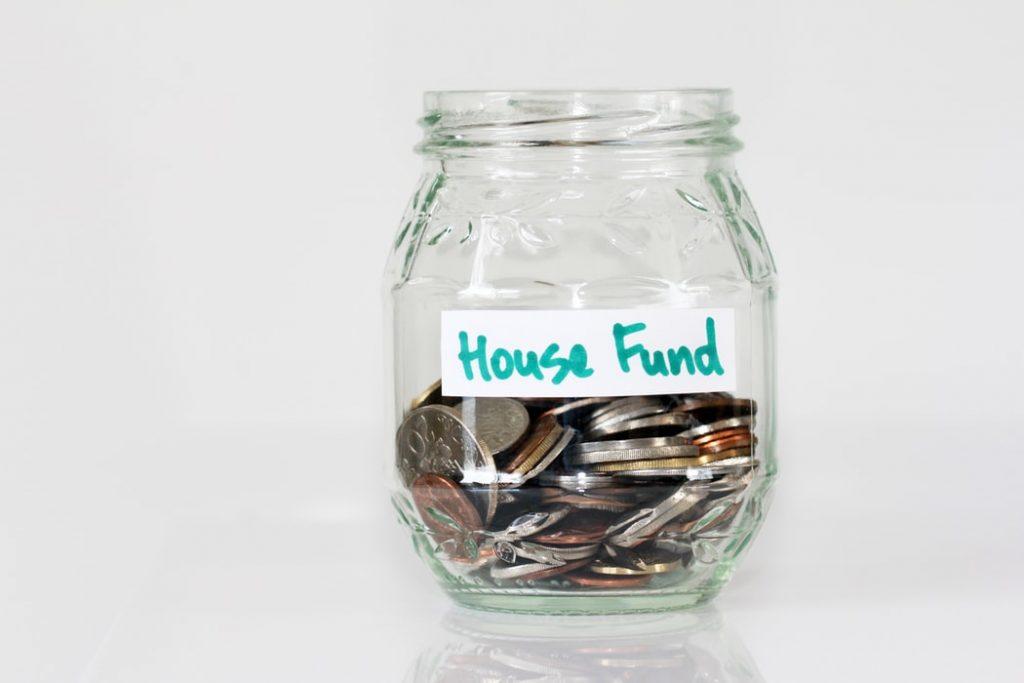 Maak meerdere spaarpotjes aan om geld te sparen.
