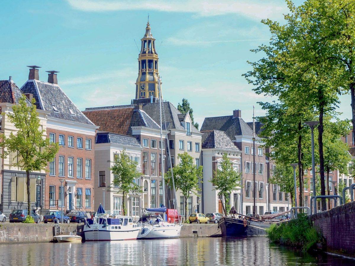 De mooiste Instagram hotspots van Groningen