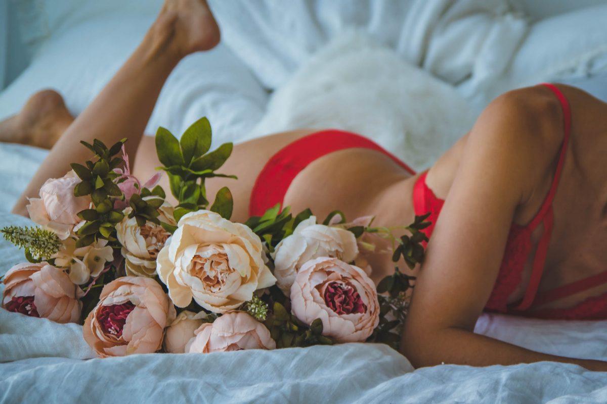 5x De mooiste rode lingeriesetjes