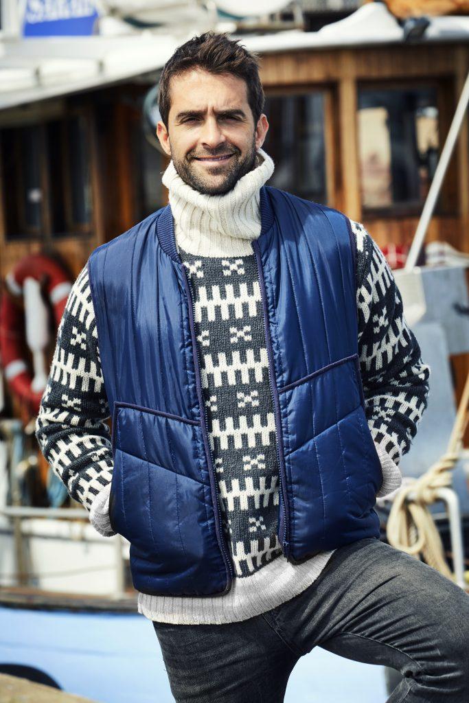 Winter modetrends mannen: Bodywamers tijdloos en eenvoudig te combineren