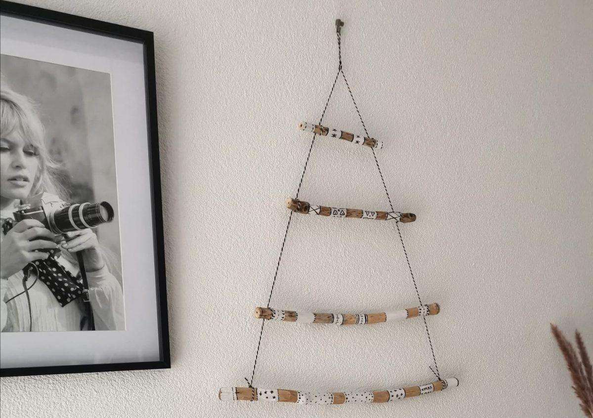 DIY Alternatieve kerstboom